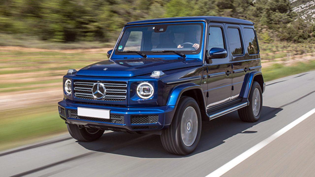 Les 40 ans de la Mercedes classe G au musée Mercedes-Benz