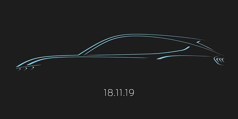 Mach E : Ford passe au vert en 2019 avec son SUV électrique
