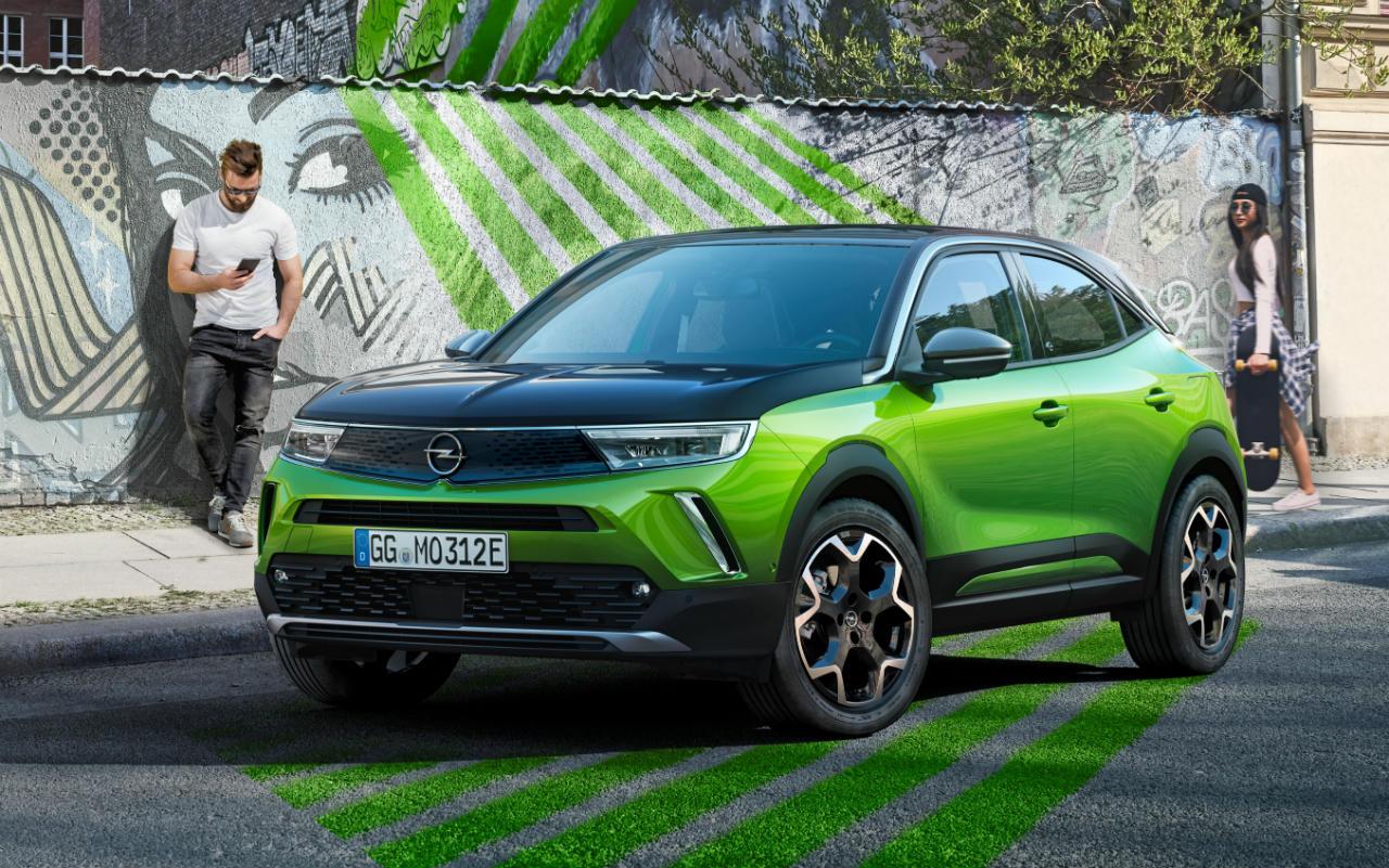 Nouvel Opel Mokka 2021 On Change Tout