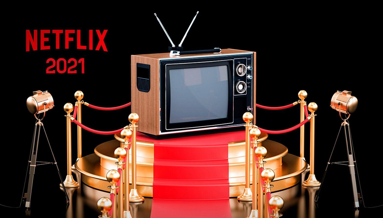 Meilleures séries Netflix 2021