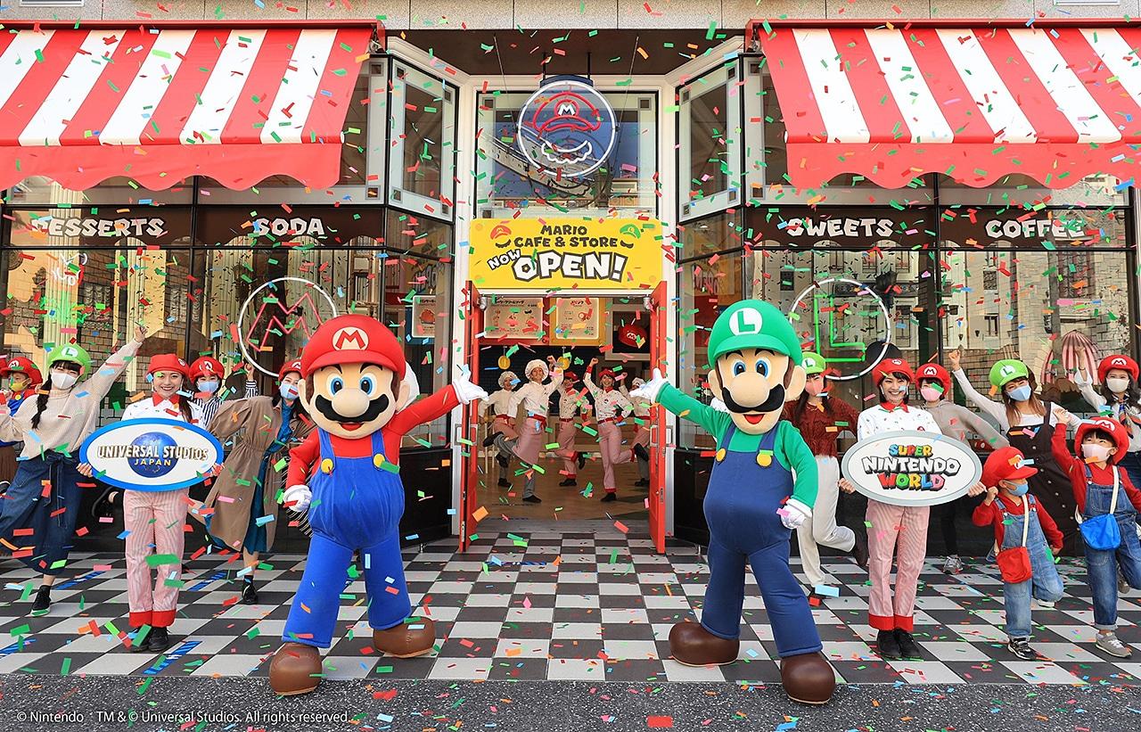 Super Nintendo World : tout savoir sur le nouveau parc d'attractions dédié à Super Mario.