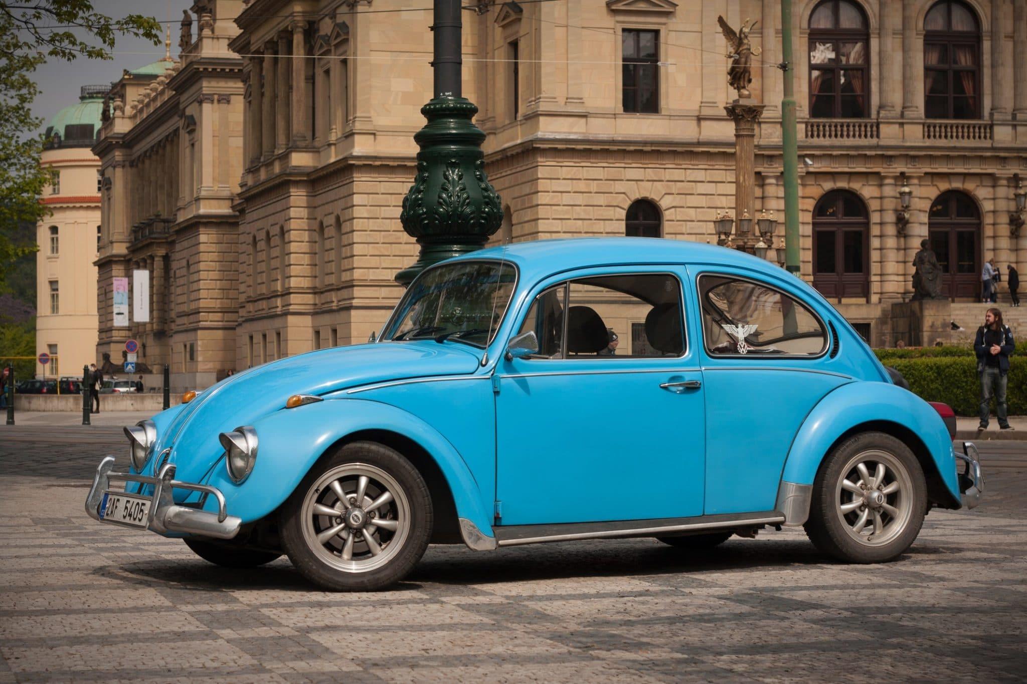 Voitures les plus iconiques de tous les temps - Volkswagen Coccinelle