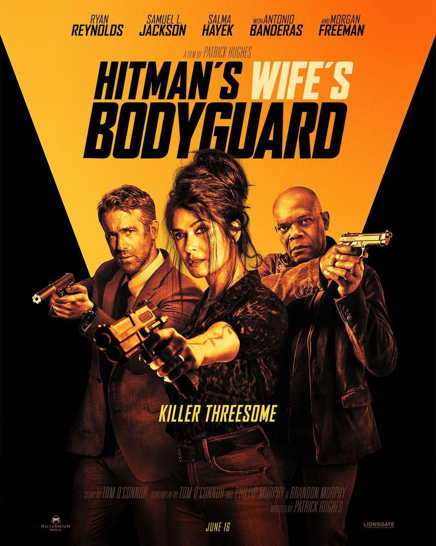 Hitman & Bodyguard 2, blockbuster 2021 au cinéma