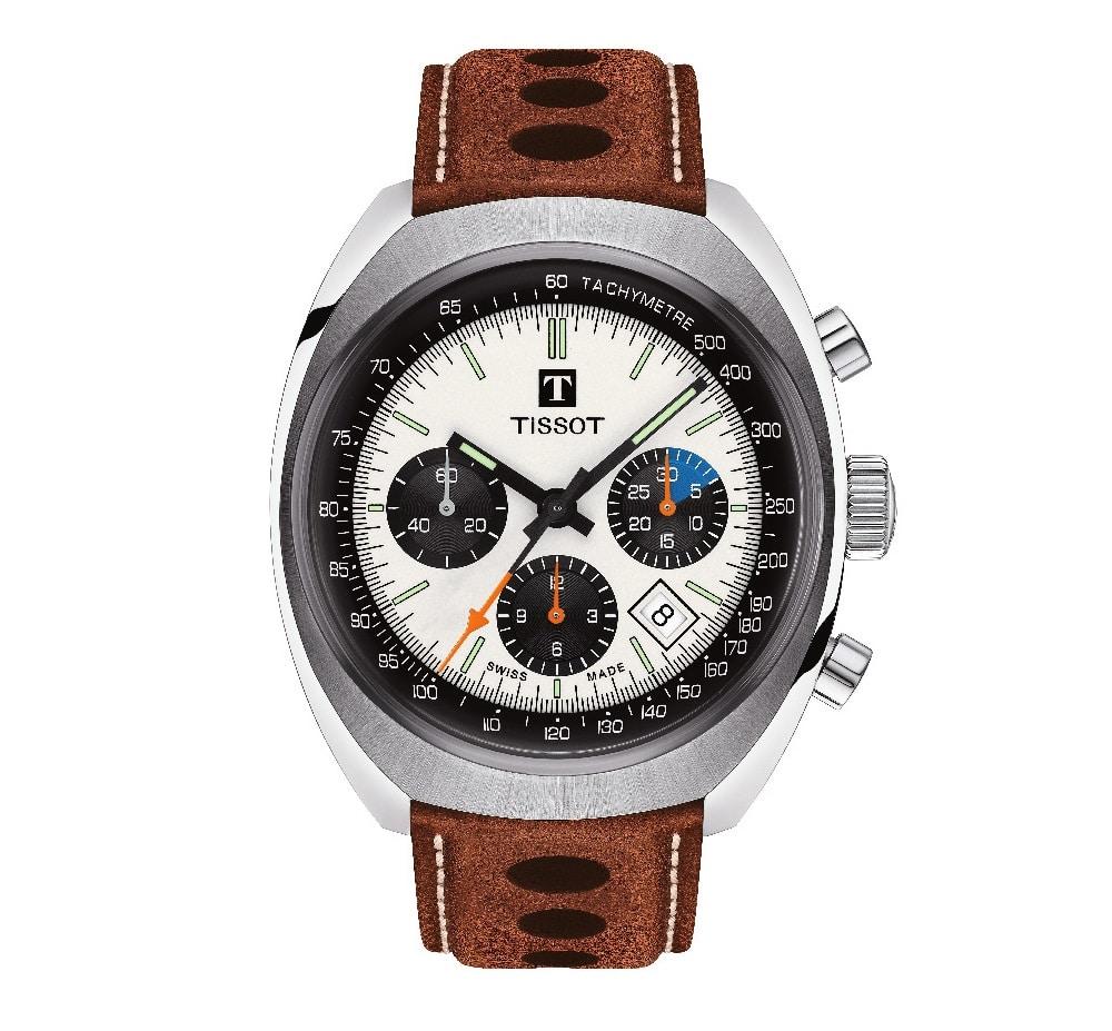 Tissot Heritage 1973, la montre d'OSS 117