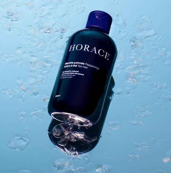 Gel douche Horace menthe poivrée
