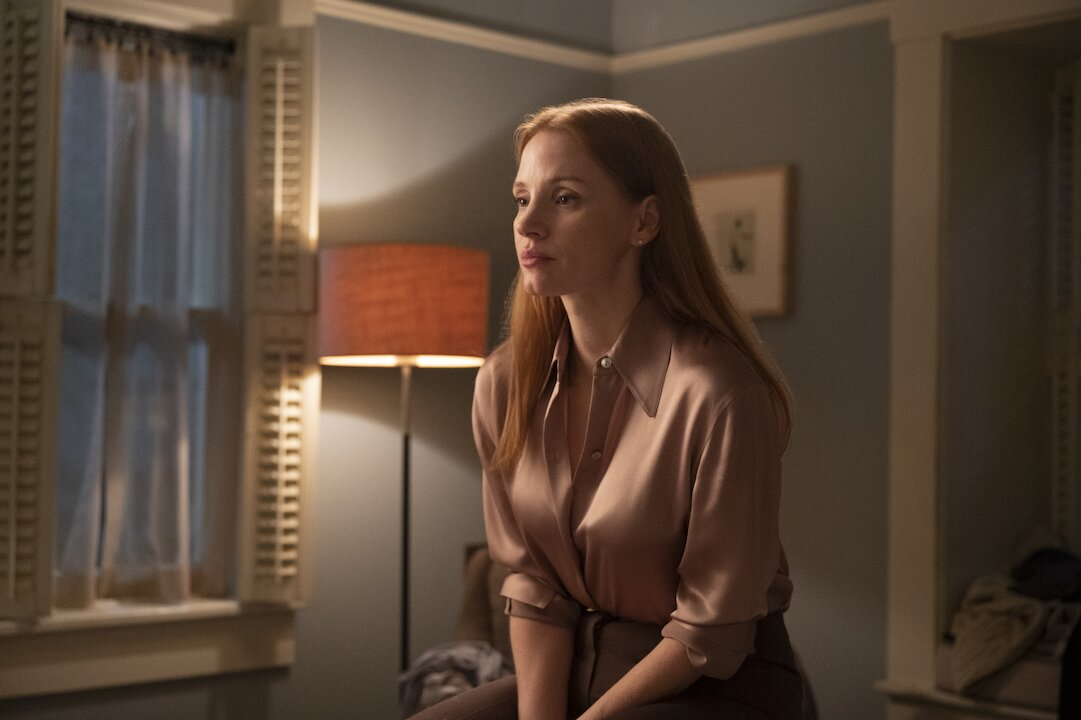 Scènes de la vie conjugale - Jessica Chastain