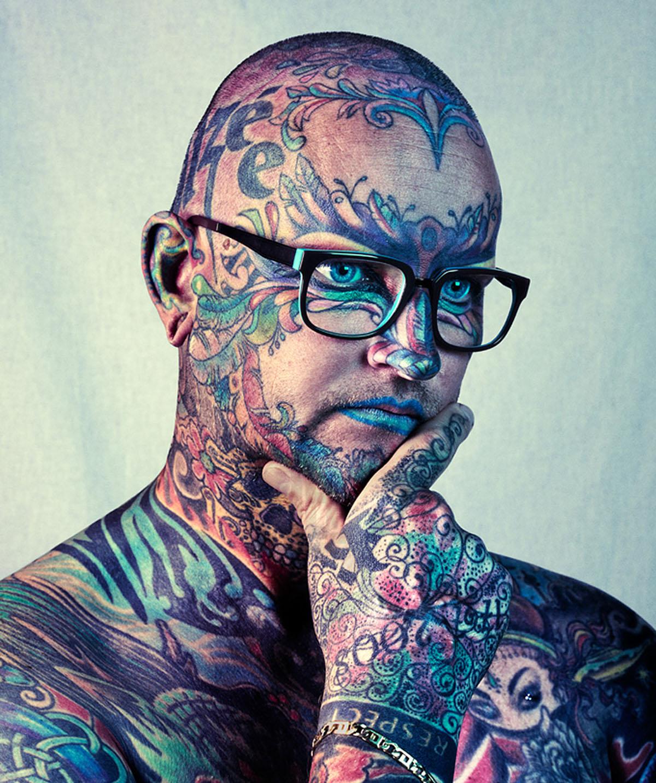 Les Plus Beaux Tatouages De La London Convention
