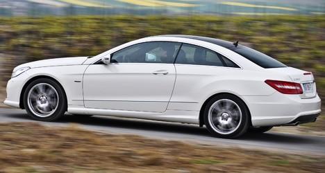 Mercedes Classe E Coupe Masculin Com