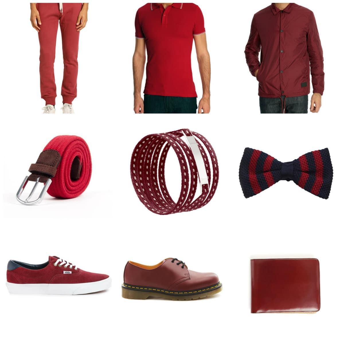 281066b097650 Mode : 9 vêtements et accessoires pour voir la vie en marsala ...