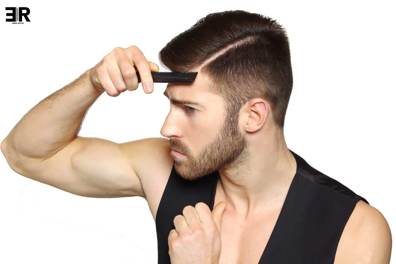 Coupes de cheveux des hommes modernes et leur technologie