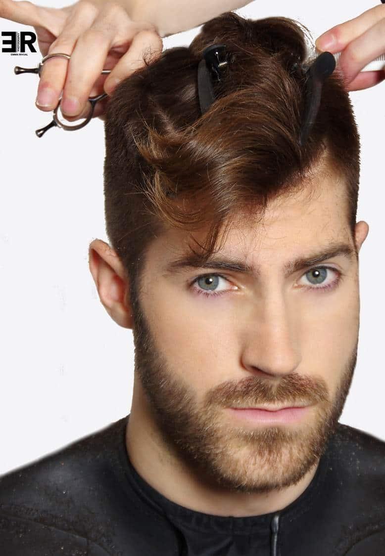 Comment couper les cГґtГ©s dans les coupes de cheveux des hommes