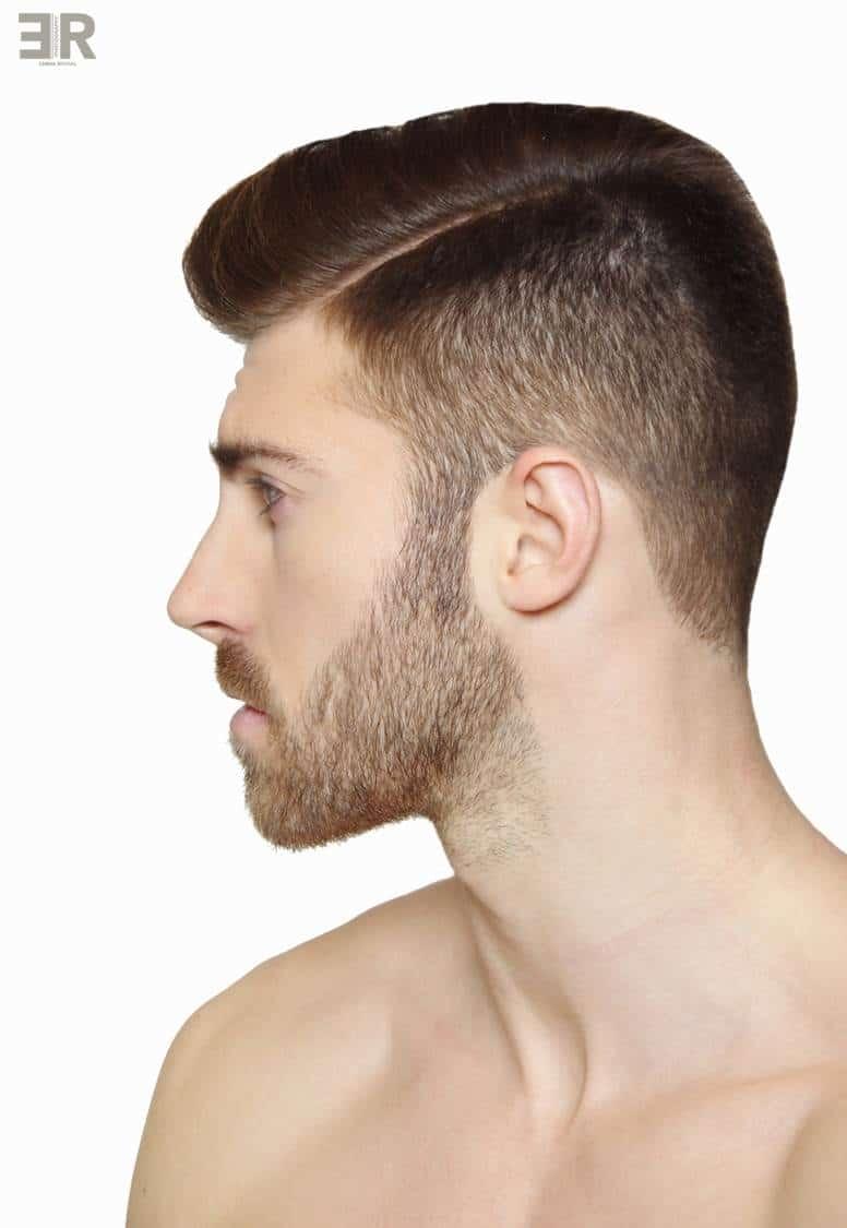 Comment faire une coiffure d'un cГґtГ© des hommes