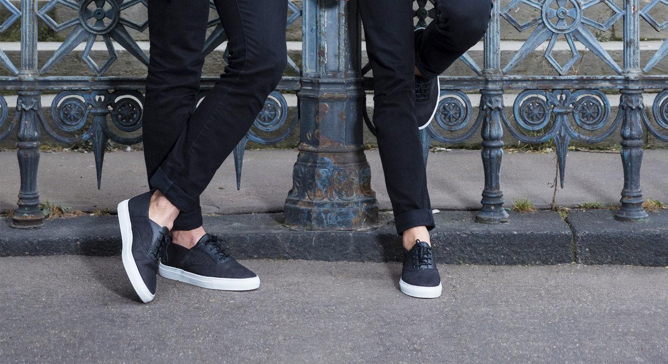 Nike Sportswear CANYON SLIDE Sandales black ZALANDO.FR