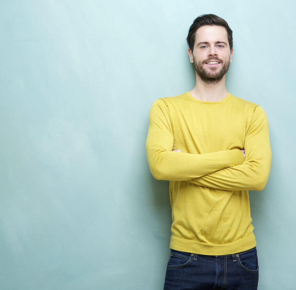 993126ca0 Comment porter du jaune ? | Masculin.com
