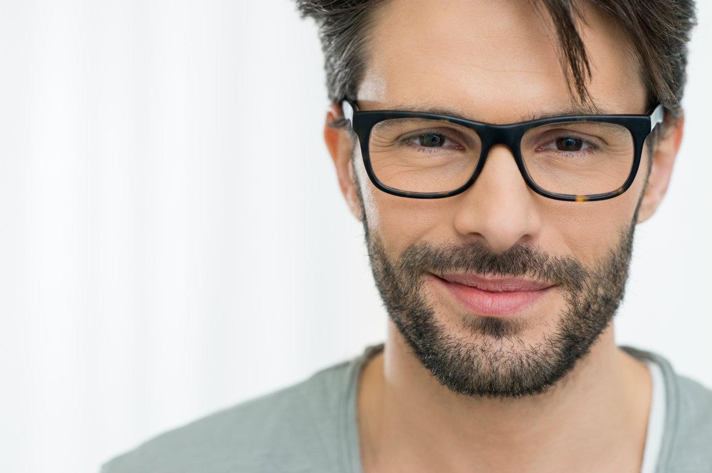 5 paires de lunettes de vue pour voir la