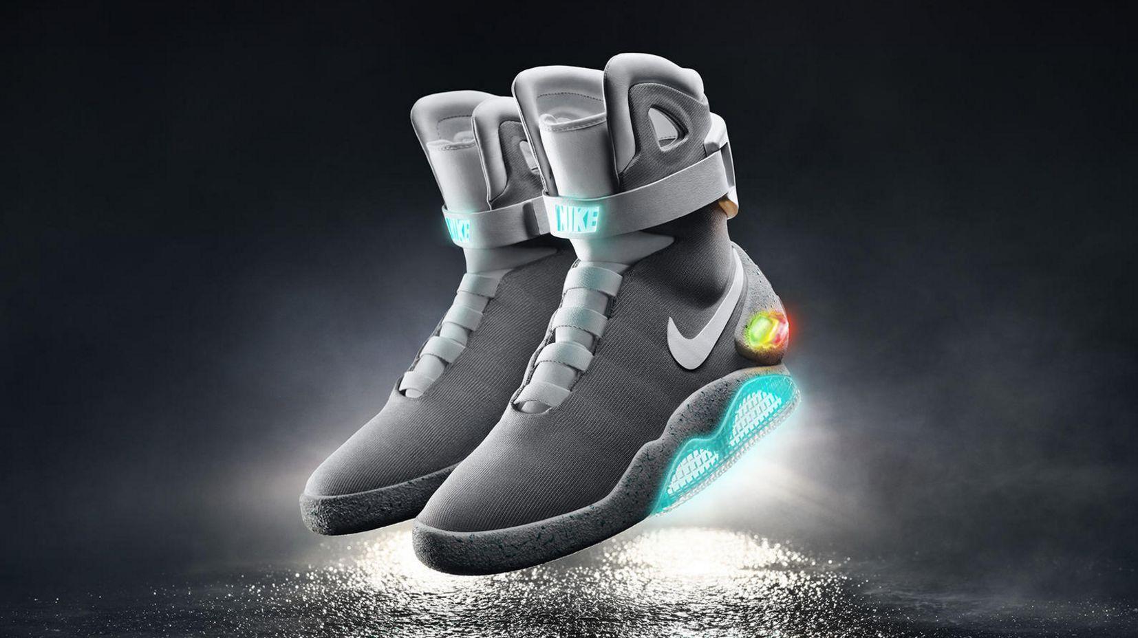 Royaume-Uni disponibilité 59470 2186d Les baskets Nike de Retour vers le Futur arrivent… en 2016 ...