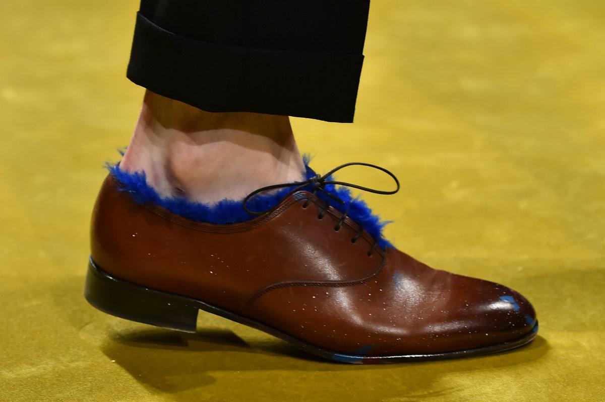 13f5b3d09e14 Chaussures : 9 paires qui ont marqué la Fashion Week de Milan ...
