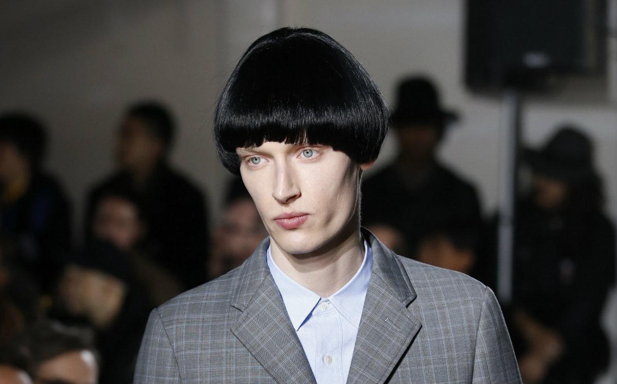 Coiffure Homme Retour Sur Les Styles Vus A La Fashion Week