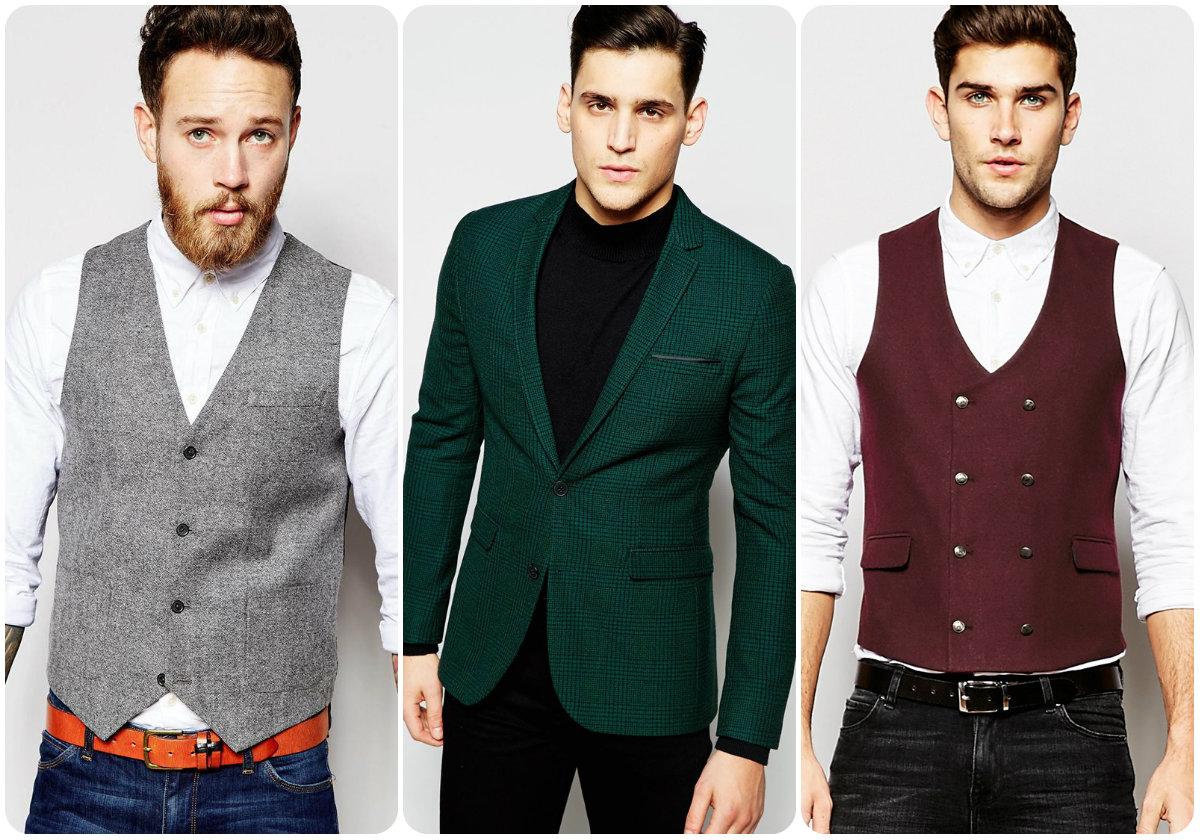le moins cher sortie d'usine mignon pas cher Le duo blazer-gilet de retour à la mode | Masculin.com