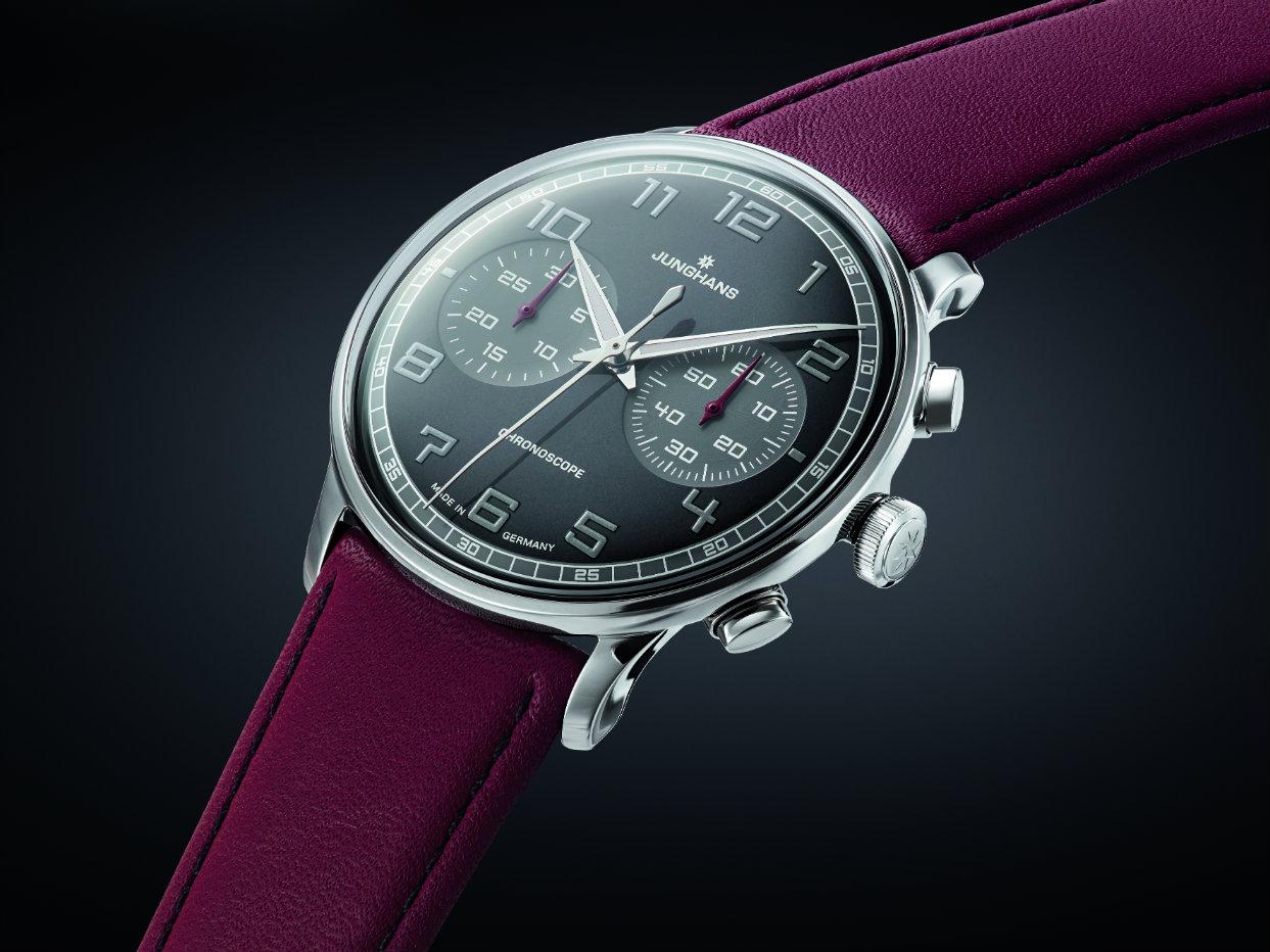 Meister Driver Chronoscope de Junghans : une montre simplement belle