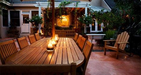 Terrasses et salons de jardin : les nouvelles tendances | Masculin.com