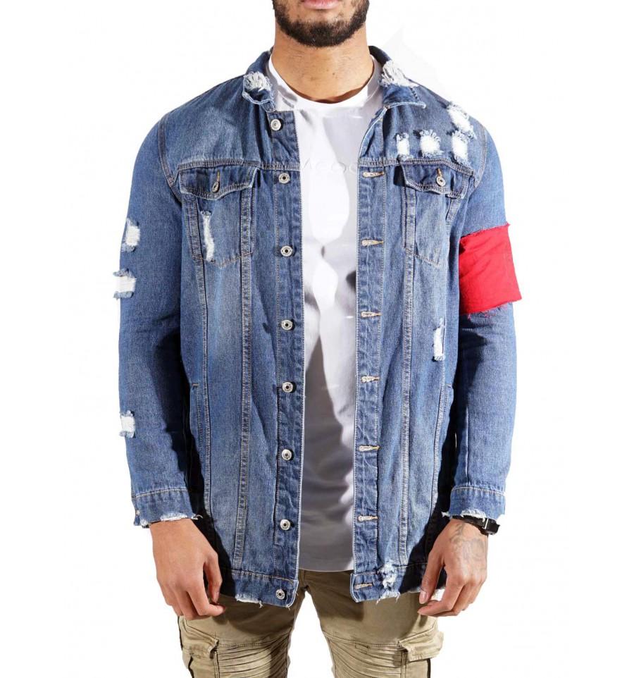 80b78ae24 6 vestes en jean pour le printemps 2017 | Masculin.com