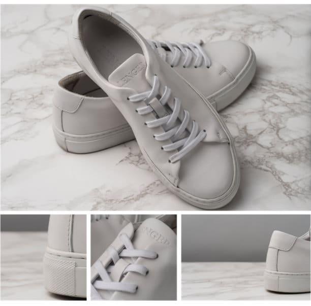 Minimalistes Style Sneakers Pour LengerDes Maximum Un De jMUSzqpLVG