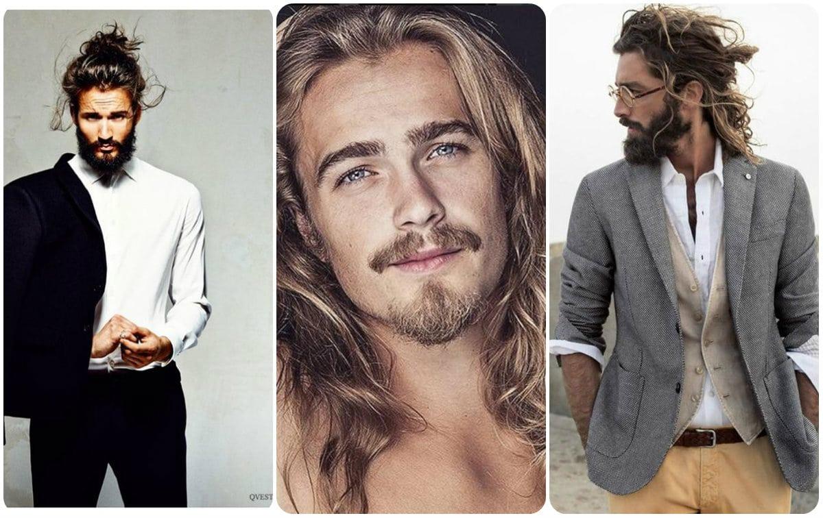 Ce que les coiffures d'hommes sont Г la mode maintenant