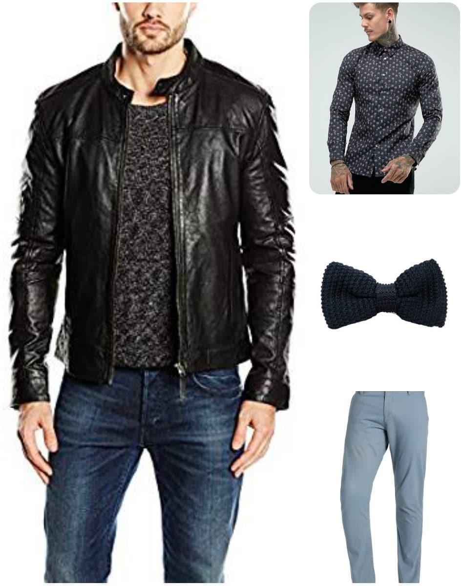 3 idées de looks avec une veste en cuir