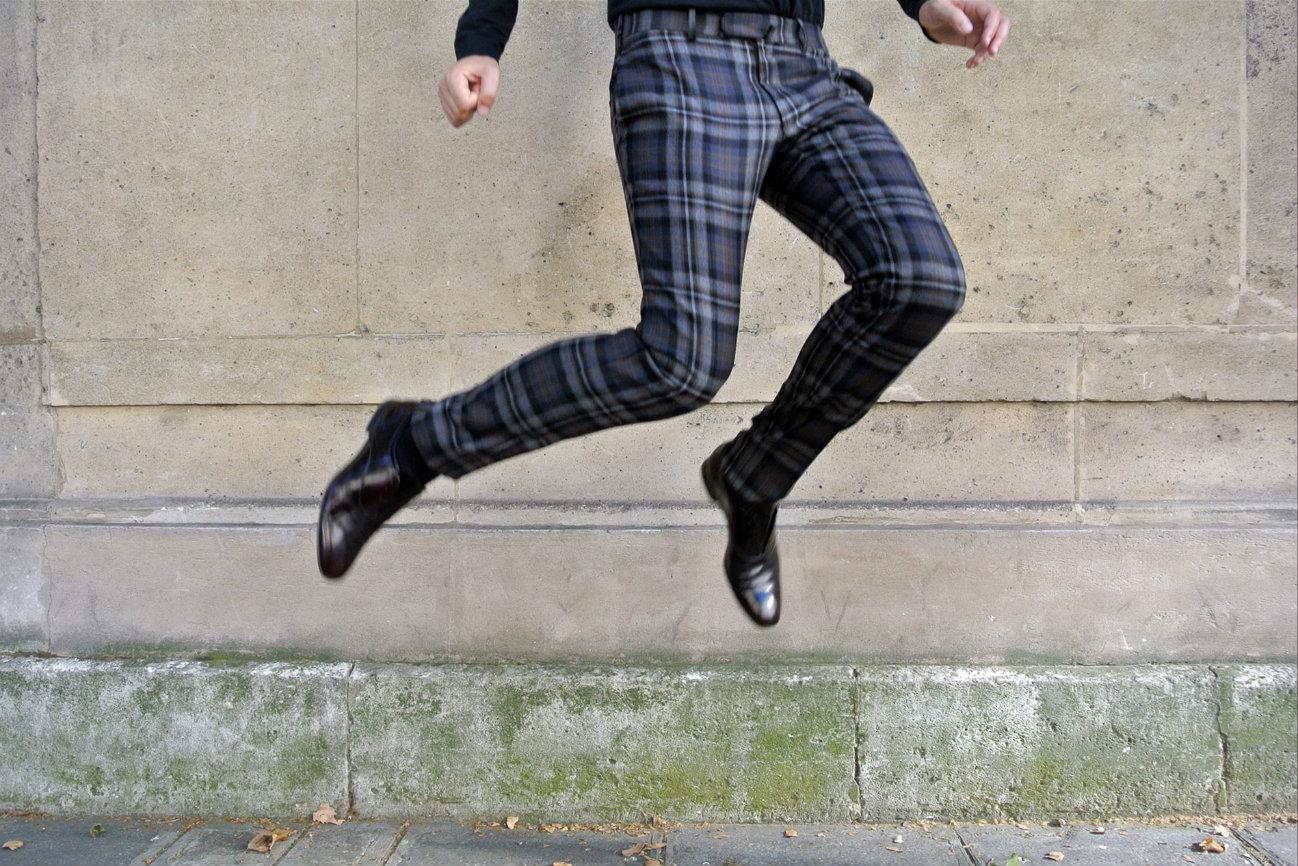 pantalon homme haut de gamme
