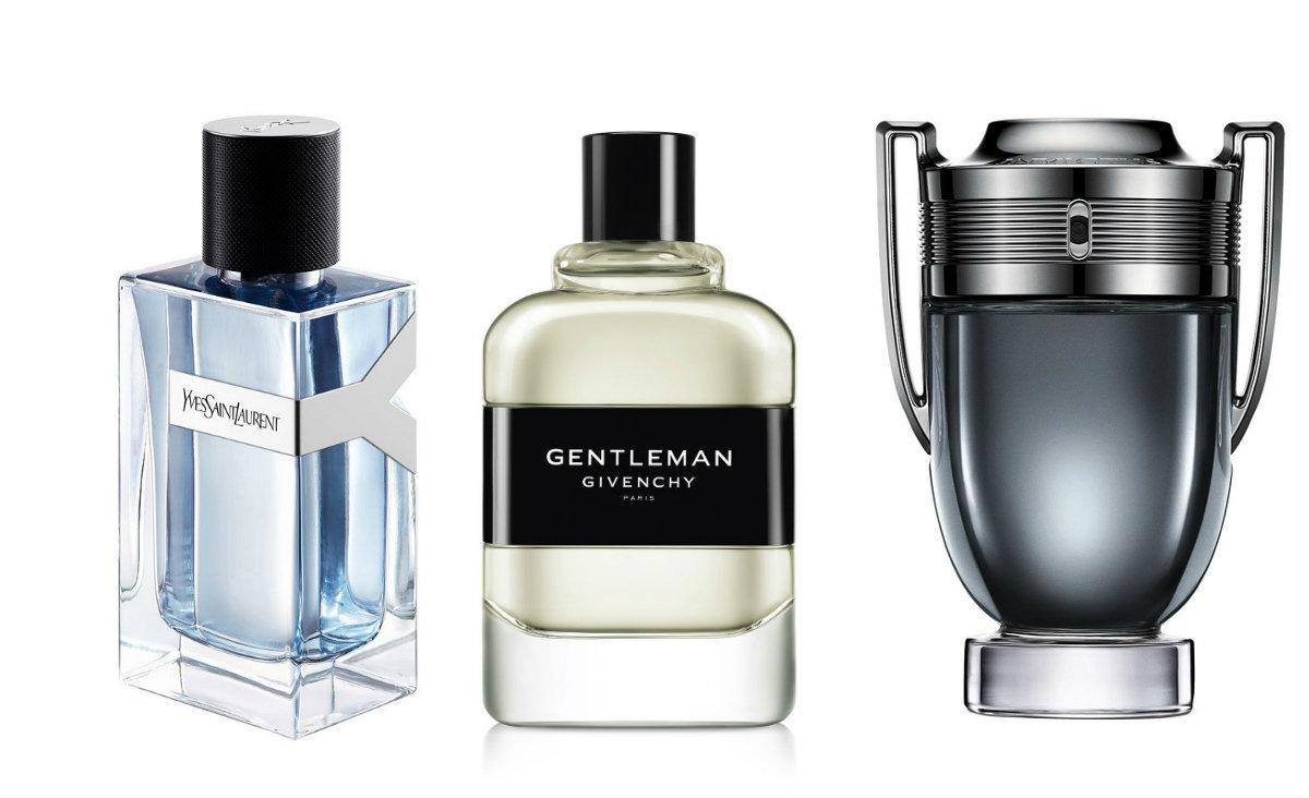 les meilleurs parfums homme 2018
