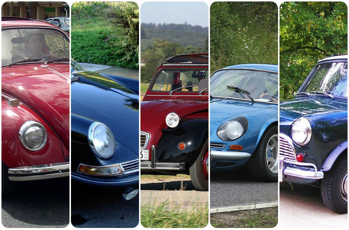 Quelles sont les voitures de collection les plus recherchées