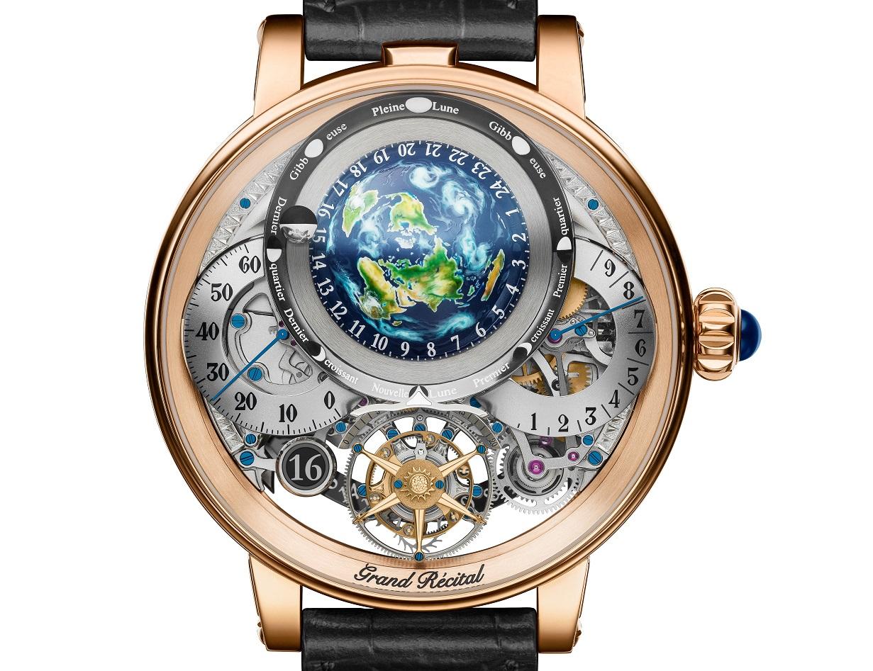 9ed0db283571b Voici la plus belle montre de l'année 2018 | Masculin.com