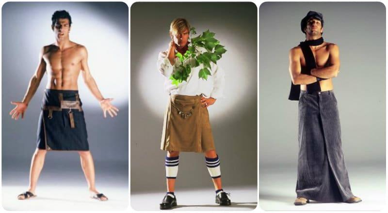 grand choix de 71082 08c77 La jupe pour homme peut-elle être à la mode ?   Masculin.com