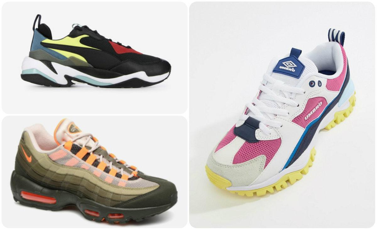 chaussures décontractées liquidation à chaud 2019 real En 2019, la tendance est aux baskets moches | Masculin.com