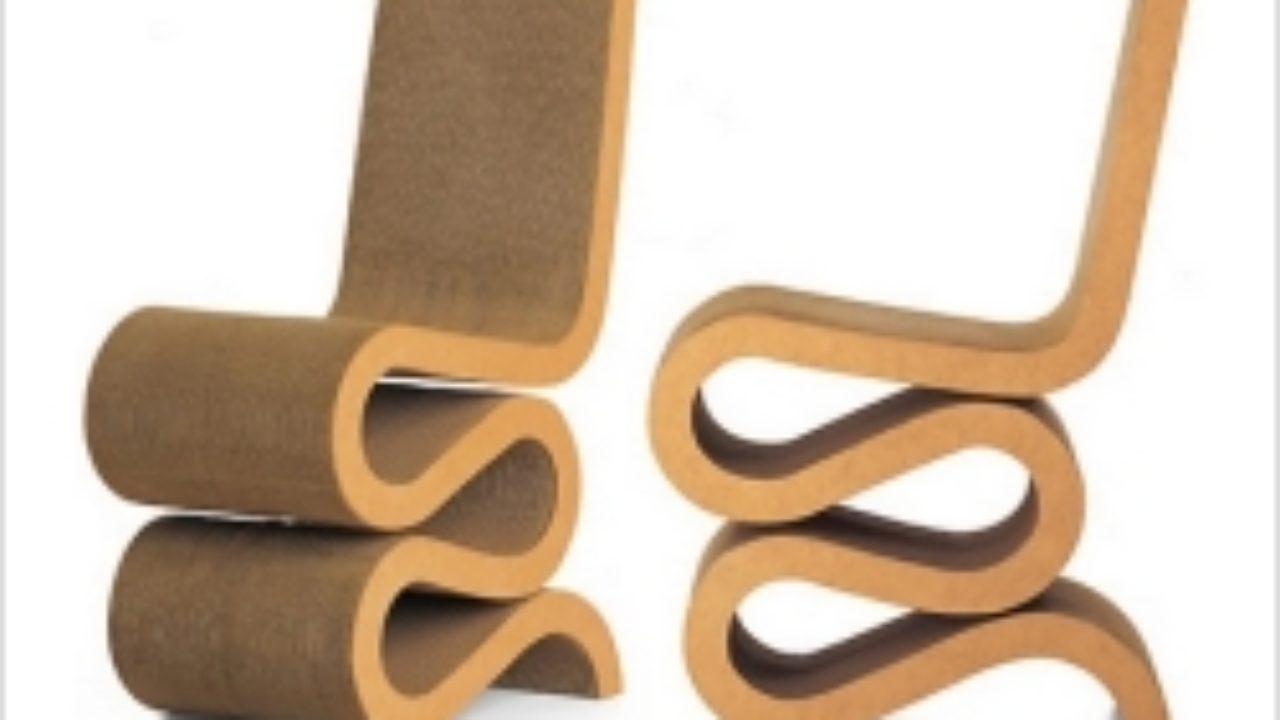 Image De Meuble En Carton des meubles stylés… en carton !