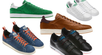 Adidas Sneaker Caddy : le vintage toujours au top