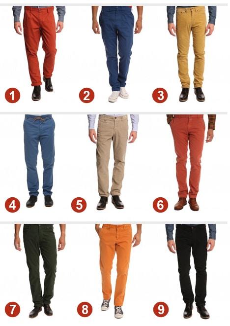 Comment Pantalon Choisir Son Chino Choisir Son Comment fYy67gbv