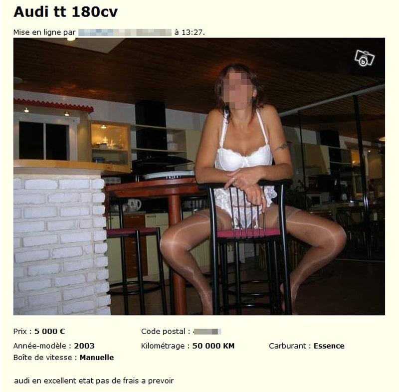 Leboncoin.fr pour le sexe