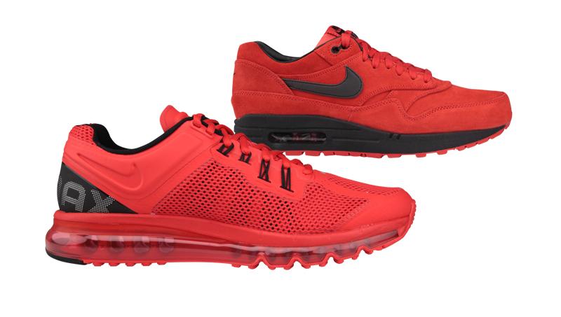 La Nike Air Max dévoile son cru 2013 |