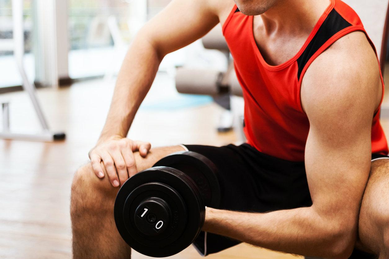 Comment Se Muscler Facilement Avec Des Halteres