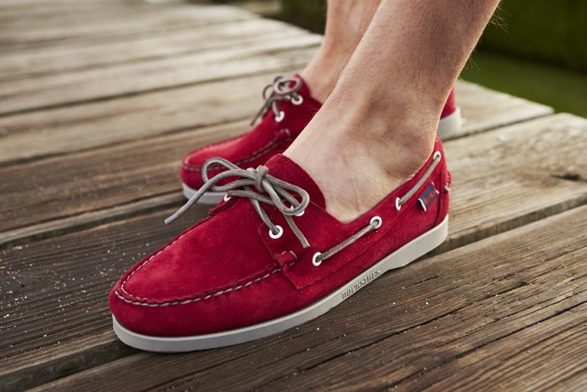 les ventes chaudes dcfdc 8e90e Docksides de Sebago : des chaussures indémodables   Masculin.com