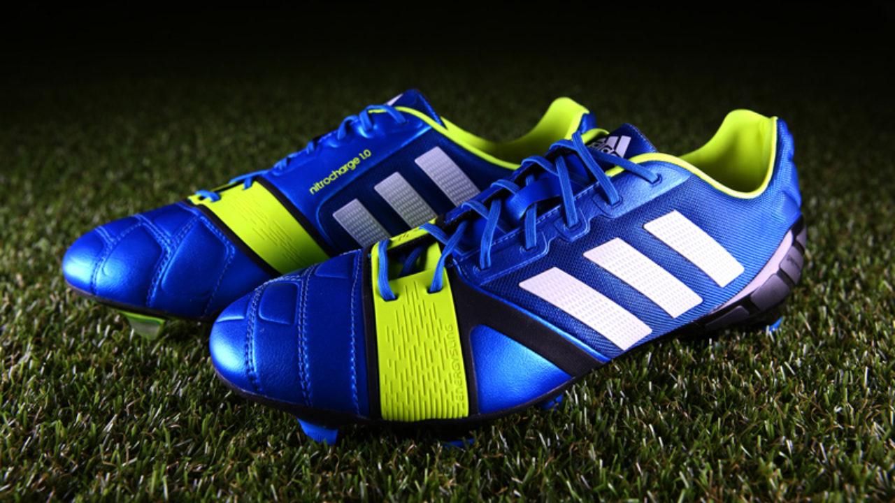 Adidas Connectées Chaussures De Foot NitrochargeLes 34qALcRj5