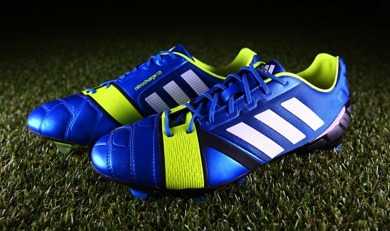 Adidas Nitrocharge : les chaussures de foot connectées