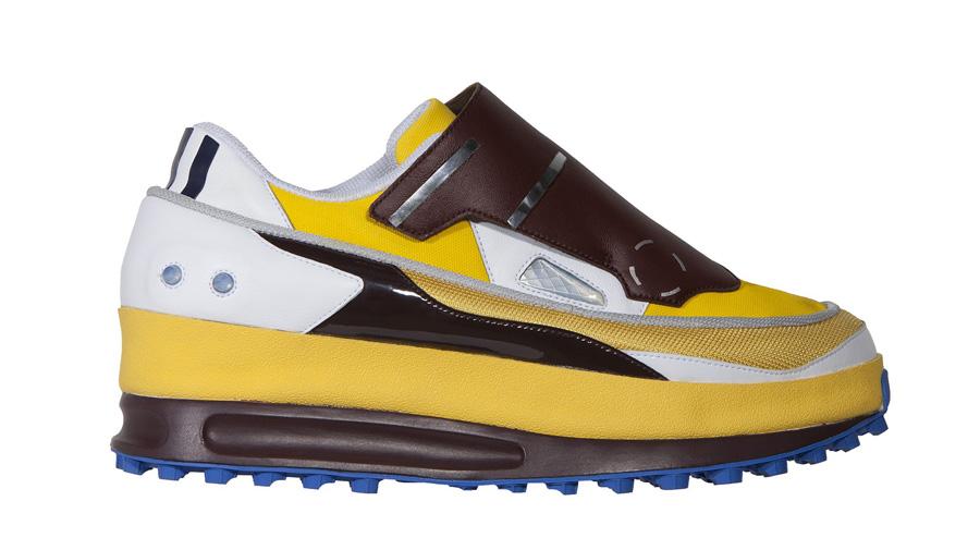 Les baskets du futur d'Adidas et Raf Simons |