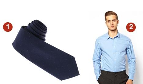 2019 real vaste sélection meilleur fournisseur Comment porter la cravate ?   Masculin.com
