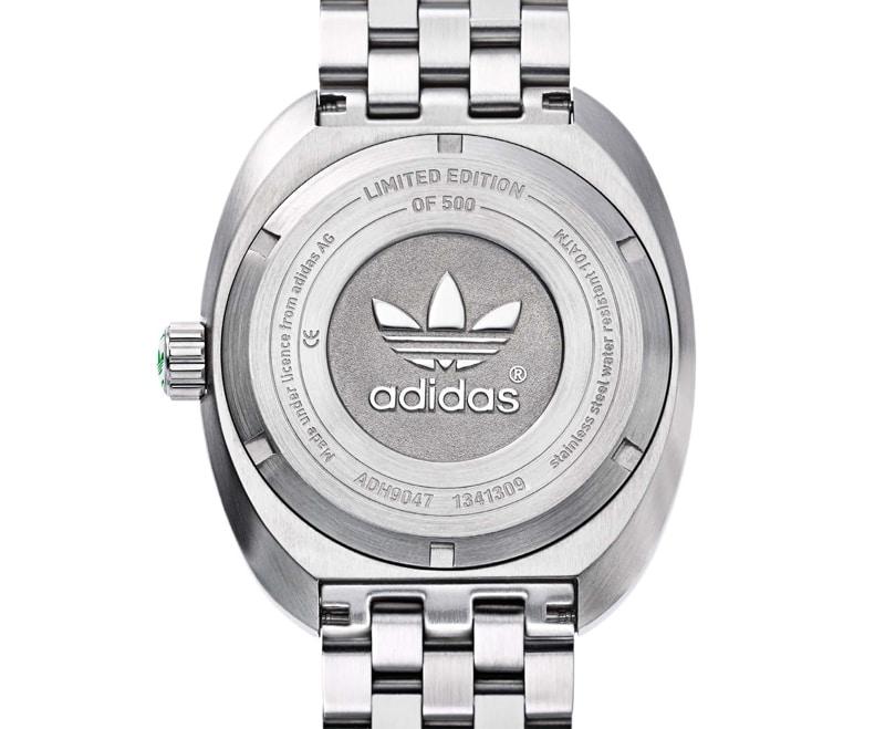 La Stan Smith d'Adidas, c'est aussi une montre ! – Masculin.com