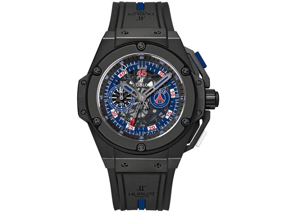 site réputé f666f c1365 King Power Paris Saint-Germain : la montre officielle du PSG ...