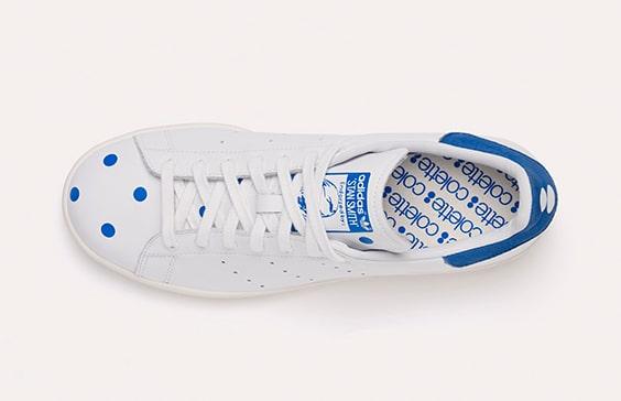Adidas x Colette : des Stan Smith de collection