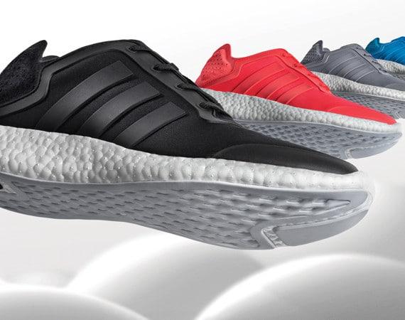 Adidas Pure Boost : des baskets pour voler |